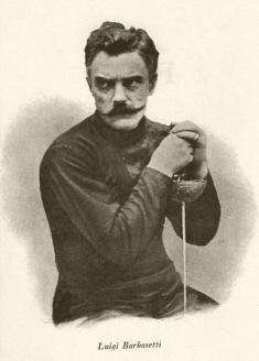 Maestro Luigi Barbasetti