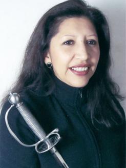 Maestro de Armas Jeannette Acosta-Martínez