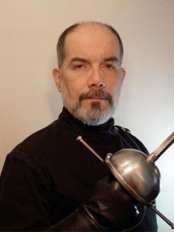 Maestro de Armas Ramón Martínez