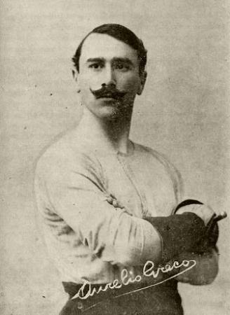 Maestro Aurelio Greco