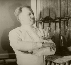 Maître d'Armes Frederick Rohdes
